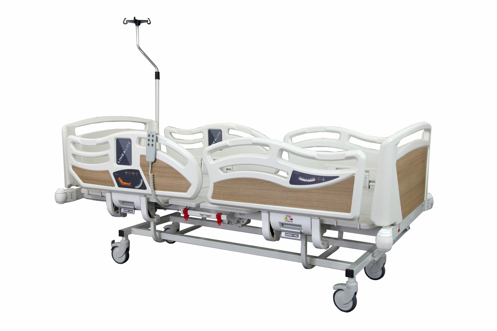 FAULTLESS 3200 HOSPITAL BED WITH 2 MOTORS-Detail-0