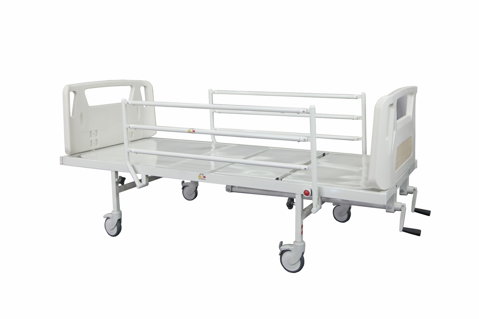 HKM-CC20 MECHANICAL HOSPITAL BED WITH 2 ADJUSTMENT Detail 0