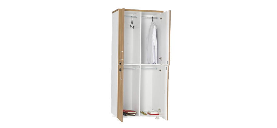 4KD-190 Wardrobe with 4 Doors  1