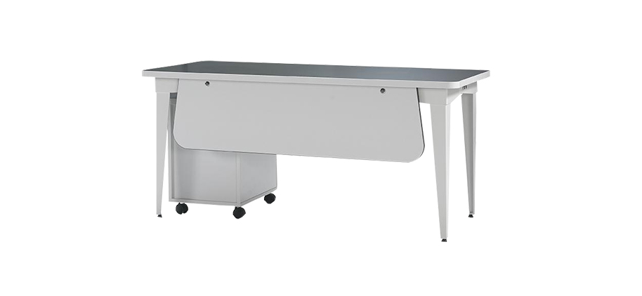 M-WORK 120 RECTANGULAR MELAMINE COATING OFFICE TABLE--0