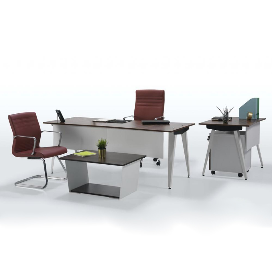 TIME 180 ADMINISTRATIVE LAMINANT COATED TABLE