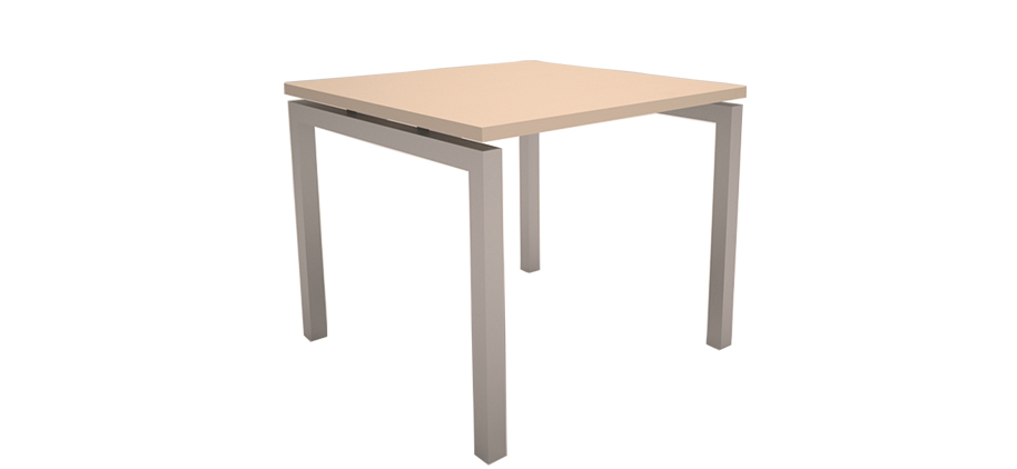 YMK-80 SQUARE DINING TABLE  0