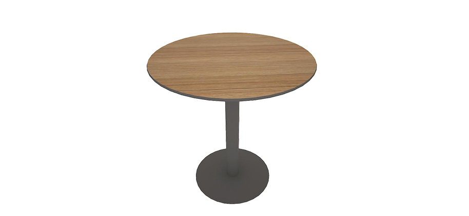 YMK-90 ROUND DINING TABLE