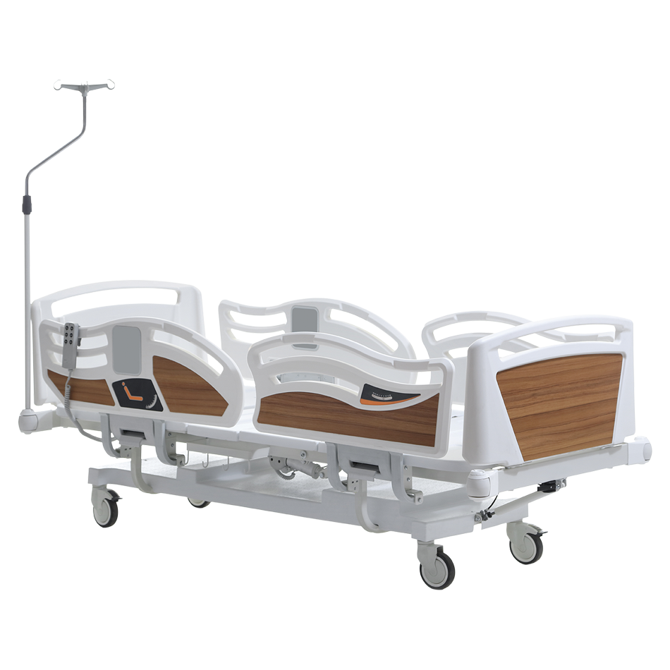 FAULTLESS 3200 HOSPITAL BED WITH 2 MOTORS