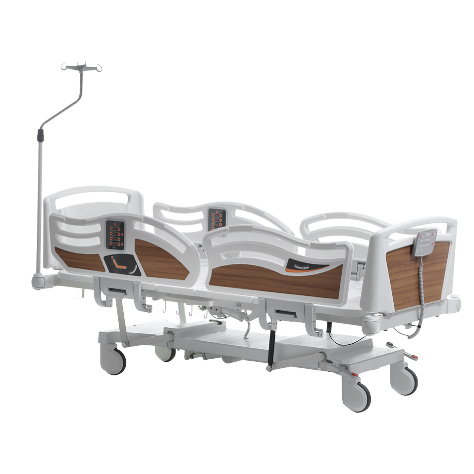 FAUTLESS - 3300 HOSPITAL BED WITH 3 MOTORS  2