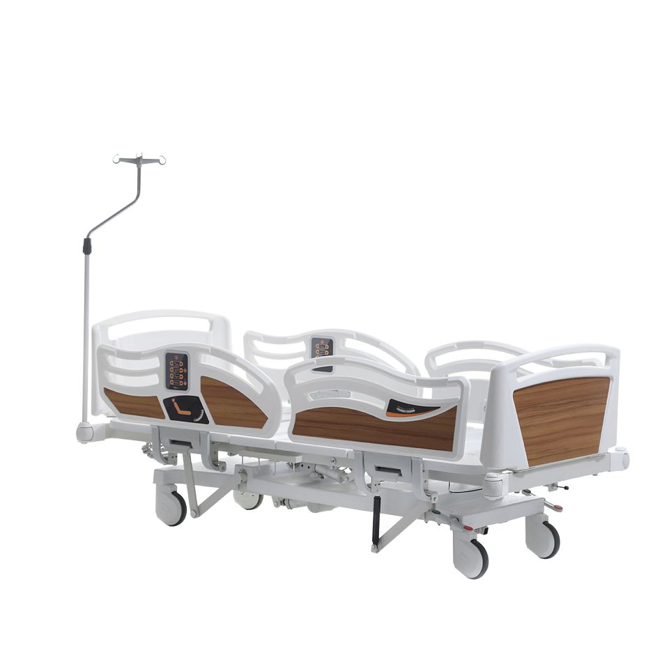 FAUTLESS - 3300 HOSPITAL BED WITH 3 MOTORS