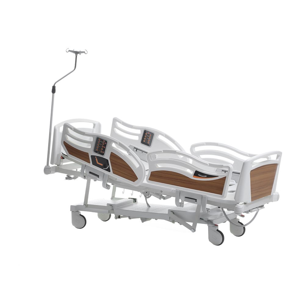 FAULTLESS - 3400 HOSPITAL BED WITH 4 MOTORS (ICU)-Detail-1