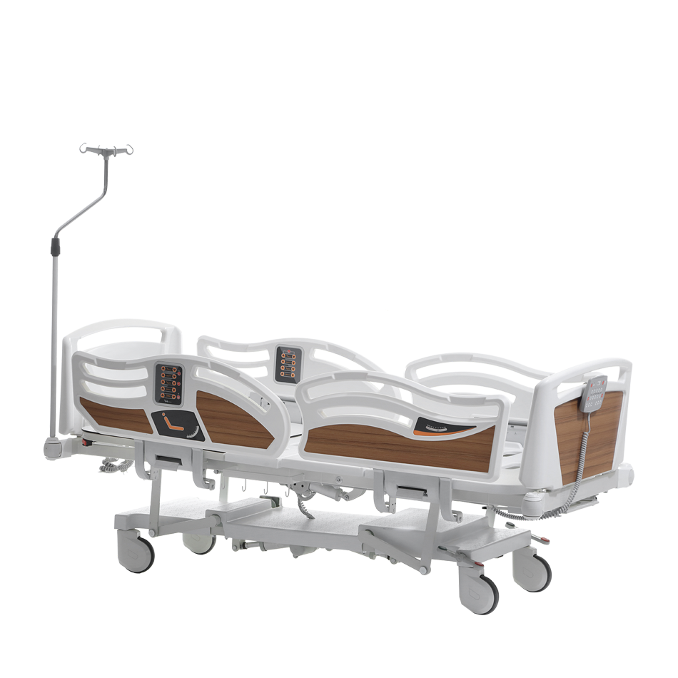 FAULTLESS - 3400 HOSPITAL BED WITH 4 MOTORS (ICU)-Detail-2