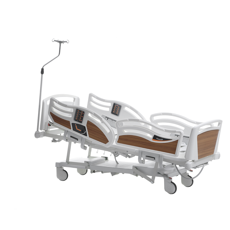 FAULTLESS - 3400 HOSPITAL BED WITH 4 MOTORS (ICU)-Detail-0