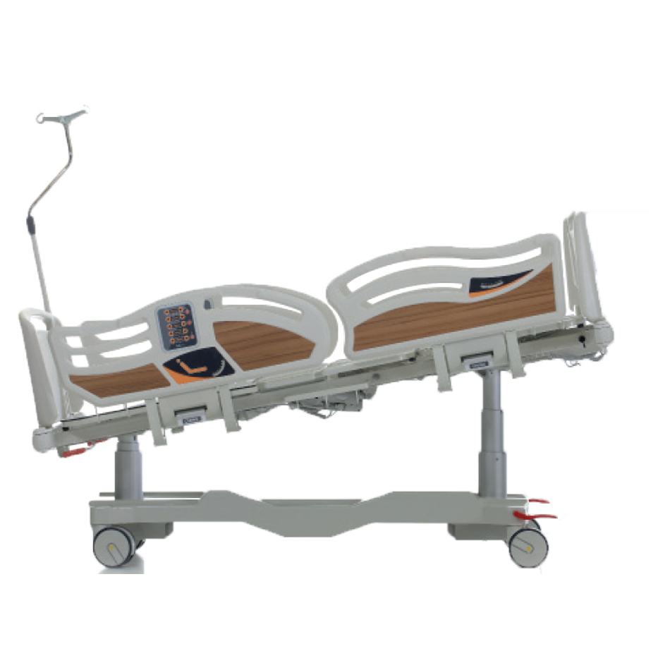 FAULTLESS - 3500 HOSPITAL BED BED WITH COLUMN MOTORS Detail 2