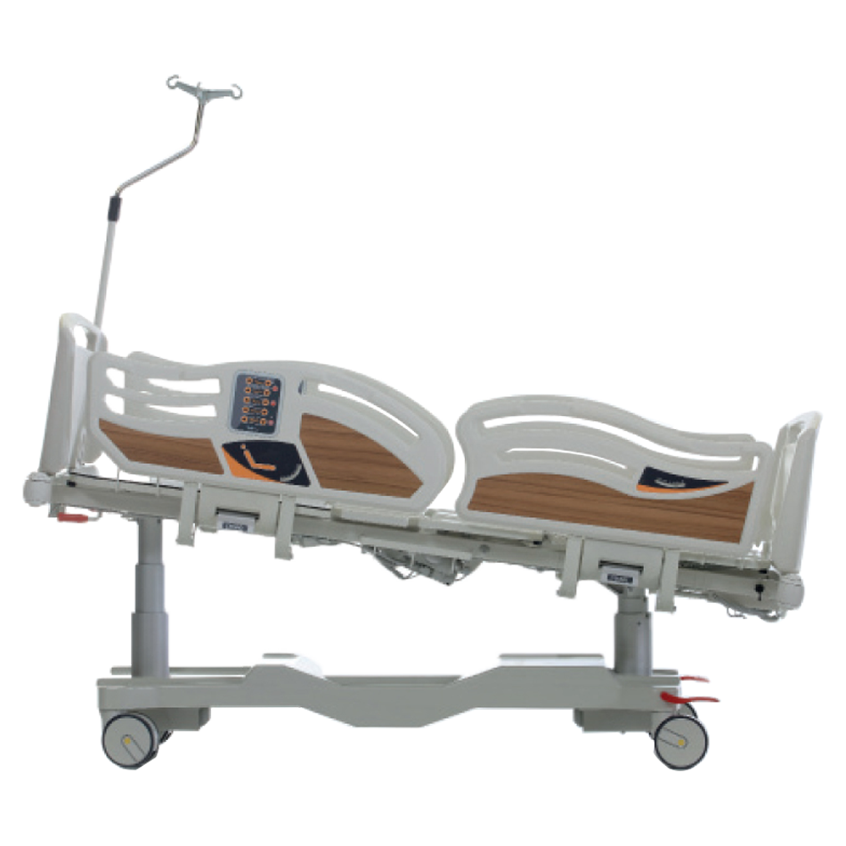 FAULTLESS - 3500 HOSPITAL BED BED WITH COLUMN MOTORS Detail 3