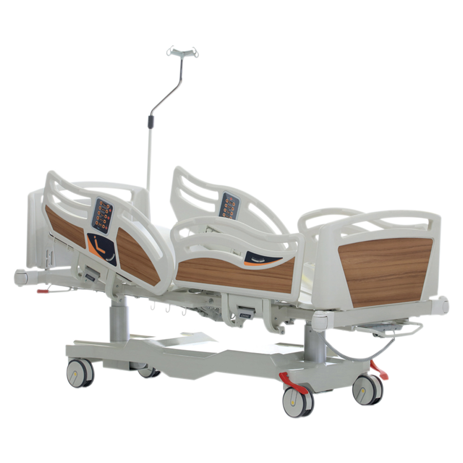 FAULTLESS - 3500 HOSPITAL BED BED WITH COLUMN MOTORS