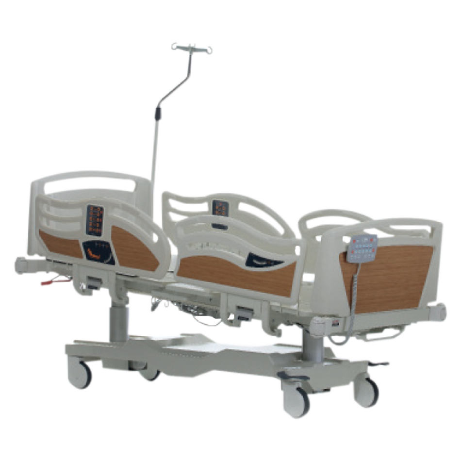 FAULTLESS - 3500WS ICU BED WITH COLUMN MOTORS AND WEIGHT SCALE Detail 1