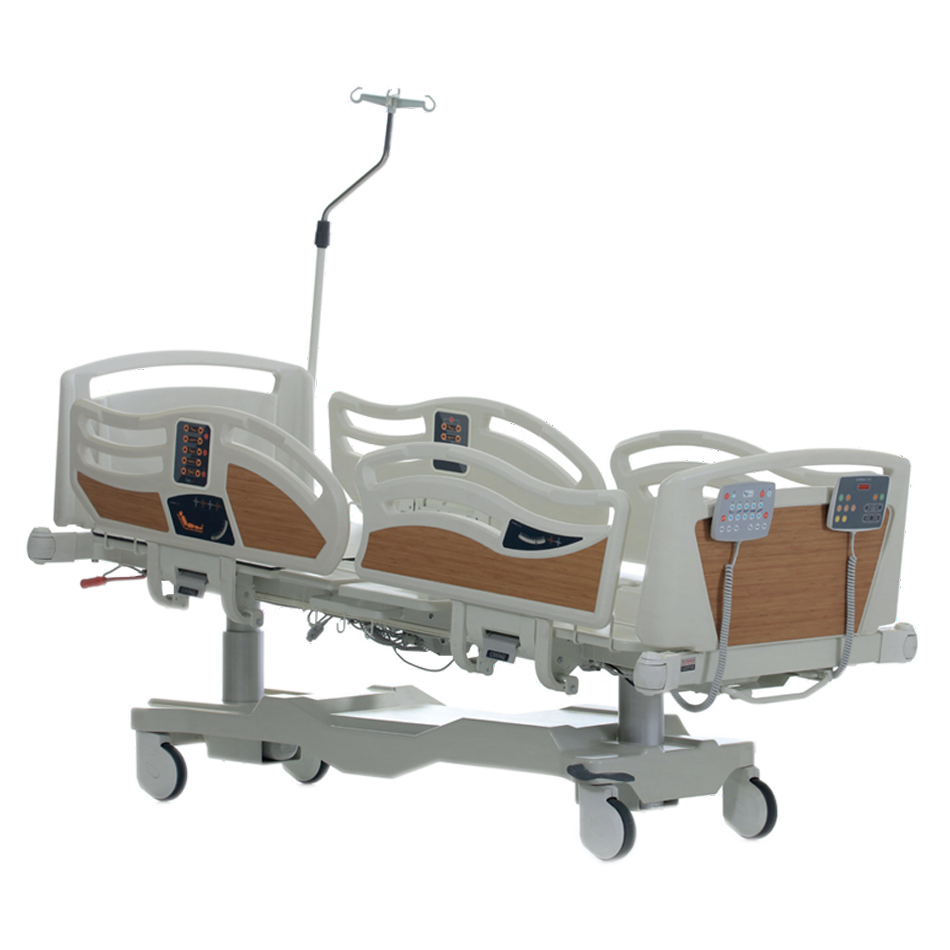 FAULTLESS - 3500WS ICU BED WITH COLUMN MOTORS AND WEIGHT SCALE