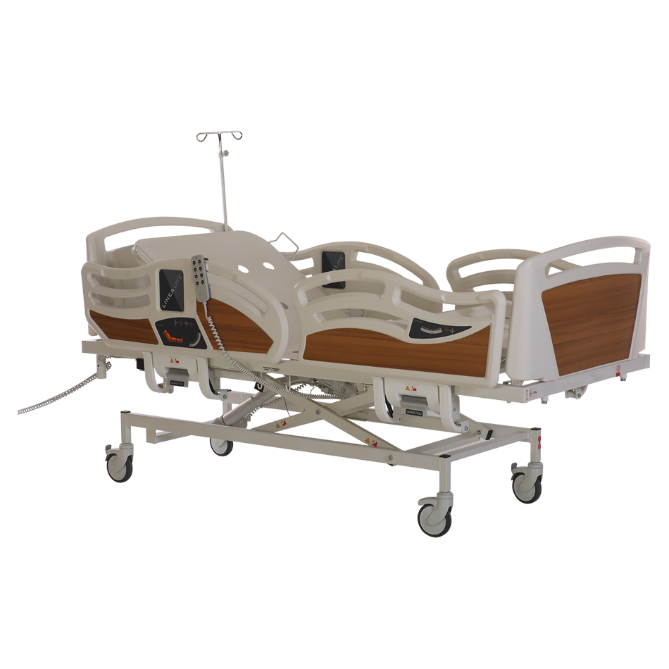 HKA - 3100 HOSPITAL BED WITH 3 MOTORS