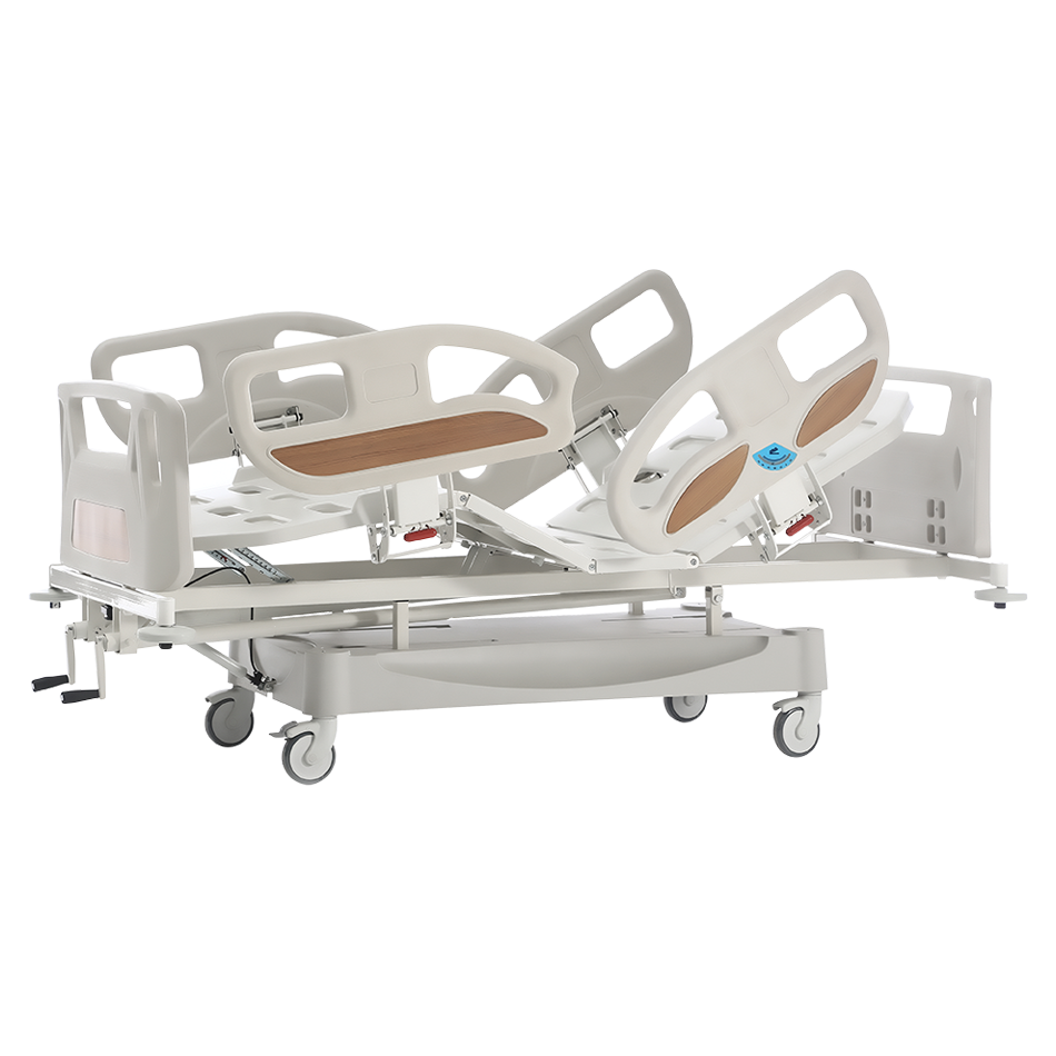 HKM-UA32 MECHANICAL HOSPITAL BED WITH 3 ADJUSTMENT Detail 1