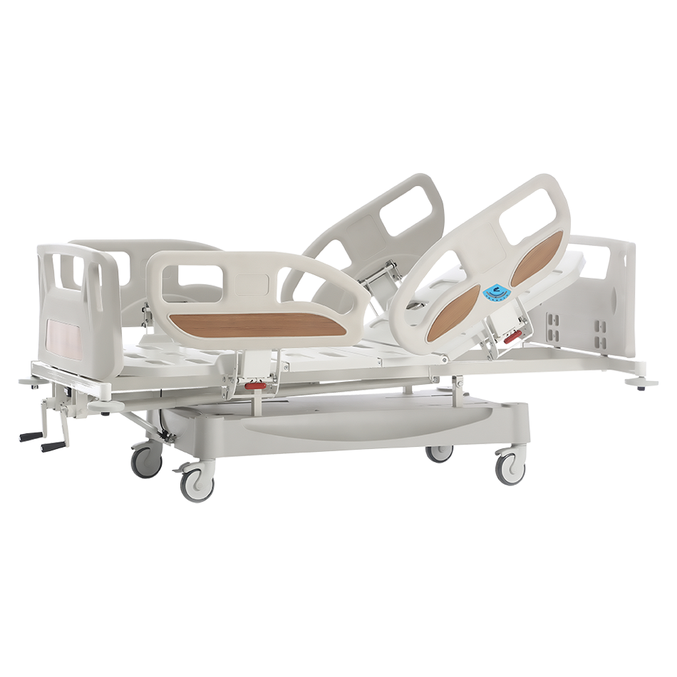 HKM-UA32 MECHANICAL HOSPITAL BED WITH 3 ADJUSTMENT Detail 2