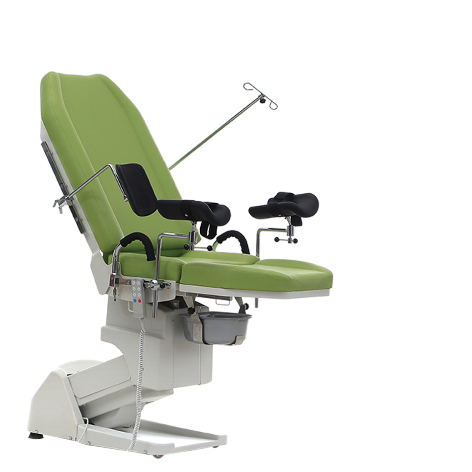 JME-30 GYNECOLOGICAL EXAMINATION CHAIR WITH THREE MOTORS