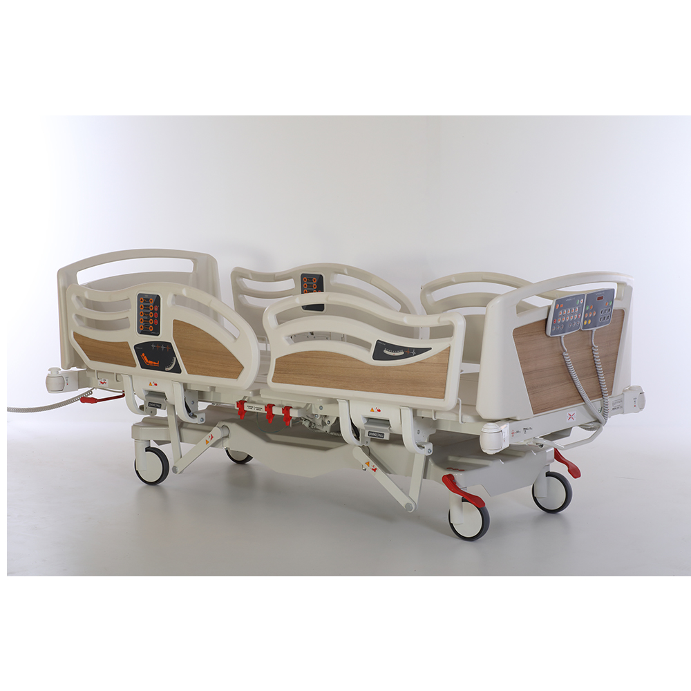 FAULTLESS - 3400WS HOSPITAL BED WITH 4 MOTORS AND WEIGHT SCALE