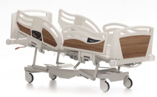 FAULTLESS - 3410 HOSPITAL BED WITH 4 MOTORS (ICU)